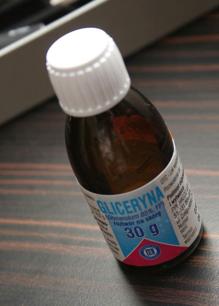 Gliceryna