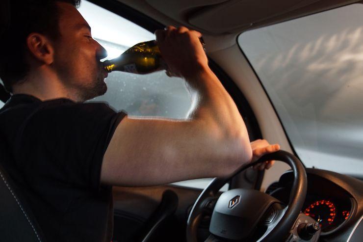 Kierowca i alkohol